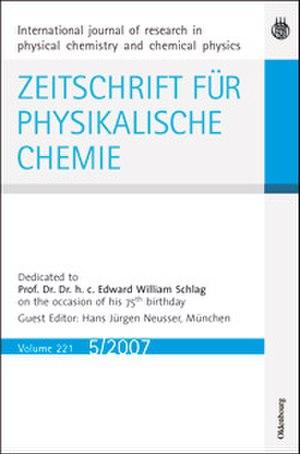 Zeitschrift für Physikalische Chemie - 150 px