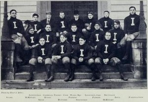 1901 Illinois Fighting Illini football team.jpg