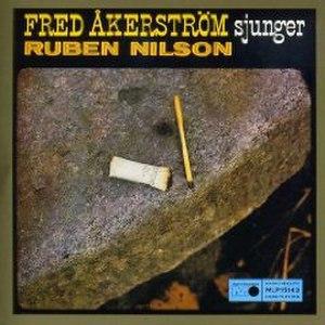 Fred Åkerström sjunger Ruben Nilson - Image: 1964 Nilson
