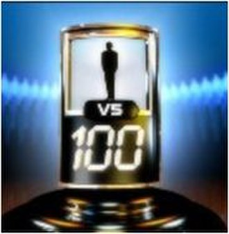 1 vs. 100 (Australian game show) - The Australian logo to be used in 2008; a very similar one was used in 2007.