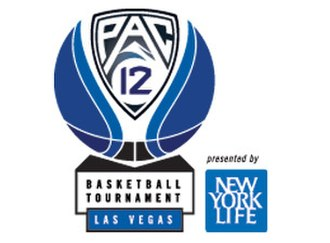 Pac-12 Conference Men's Basketball Tournament - Image: 2015 PAC12 B Ball Logo