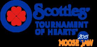 2015 Scotties Tournament of Hearts