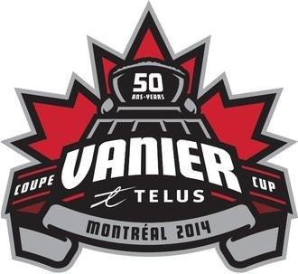 50th Vanier Cup - Image: 50th Vanier Cup Logo