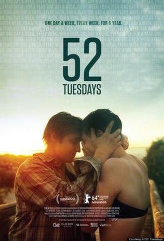 52 Tuesdays - Image: 52 Tuesdays poster
