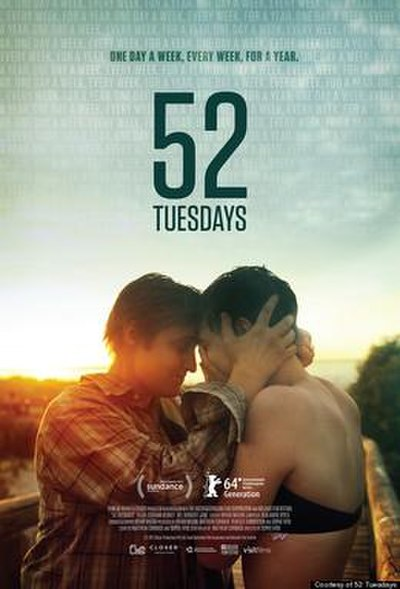 Picture of a movie: 52 Tuesdays