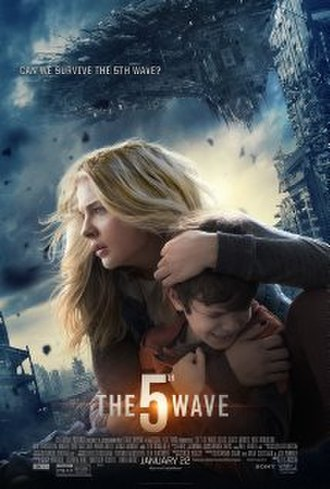 The 5th Wave (film) - Theatrical release poster