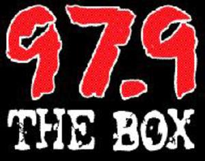 KBXX - Image: 97.9 The Box logo