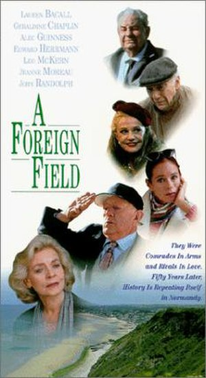 A Foreign Field - Image: A foreign field