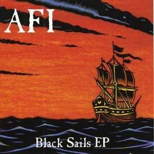 Black Sails EP - Image: AFI Black Sails EP cover