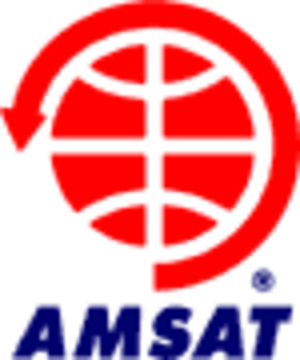 AMSAT - Image: AMSAT logo