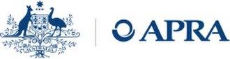 Australian Prudential Regulation Authority - Image: APRA logo