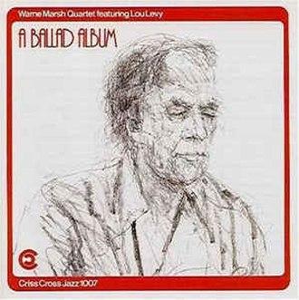 A Ballad Album - Image: A Ballad Album