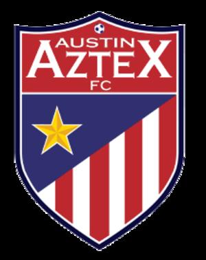 Austin Aztex FC - Image: Aaztex 09