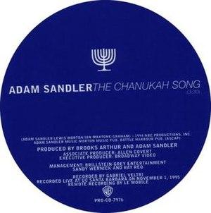 The Chanukah Song