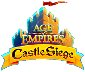 Age of Empires: Castle Siege - Image: Age of Empires Castle Siege logo