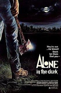 <i>Alone in the Dark</i> (1982 film) 1982 film by Jack Sholder
