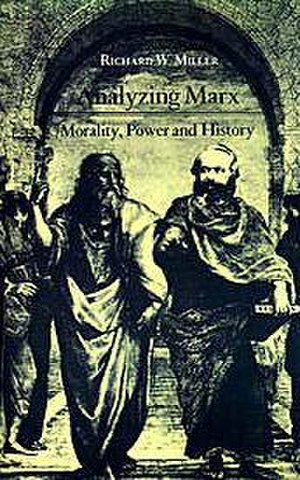 Analyzing Marx - Cover