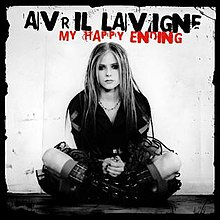 Avril Lavigne — My Happy Ending (studio acapella)