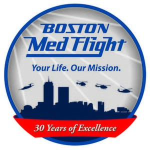 Boston MedFlight - BMF logo, mid-2016
