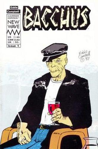 Bacchus (comics) - Image: Bacchus 01