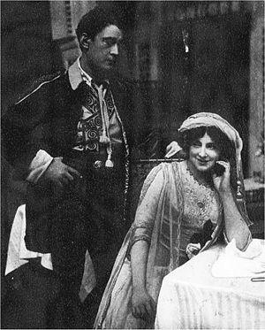 The Balkan Princess - Bertram Wallis and Isabel Jay