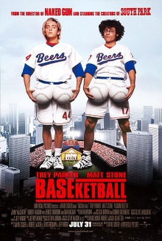 BASEketball - Theatrical release poster