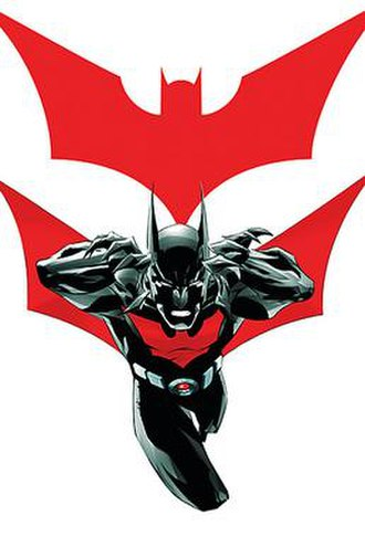 Batman Beyond (comics) - 1st issue of Batman Beyond ongoing series (January 2011). Art by Dustin Nguyen.