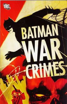 Batman War CrimeS TPB cover.jpg