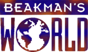 Beakman's World - The Beakman's World logo.