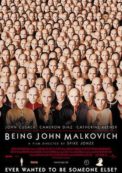 Picture of a movie: Being John Malkovich
