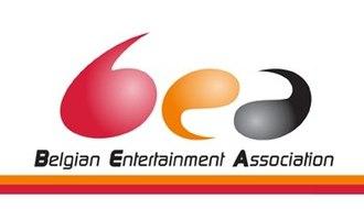 Belgian Entertainment Association - The logo of the Belgian Entertainment Association
