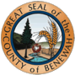 Seal of Benewah County, Idaho