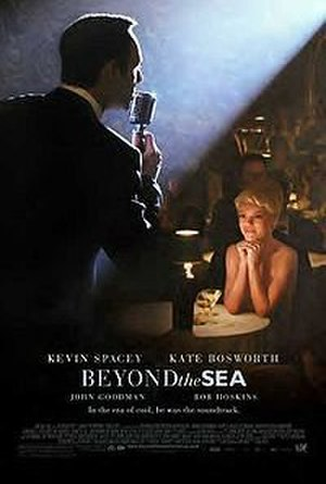 Beyond the Sea (film) - Theatrical release poster