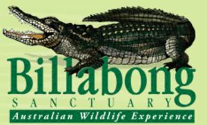 Billabong Sanctuary - Image: Billabong Sanctuary Logo
