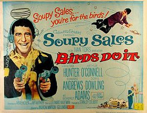Birds Do It - Original film poster