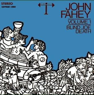 Blind Joe Death - Image: Blind Joe Death 1967