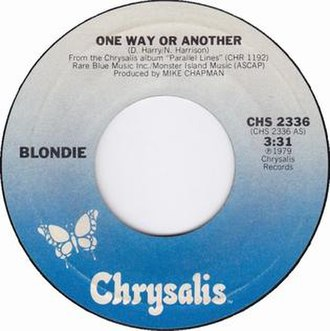 One Way or Another - Image: Blondie One Way Or Another