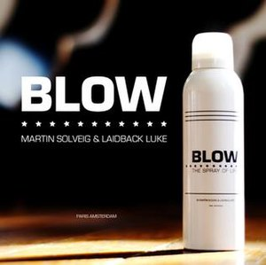 Blow (Martin Solveig song) - Image: Blow Martin Solveig