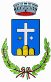 Coat of arms of Borbona