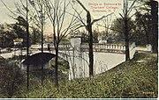 Bridge to Yates Castle
