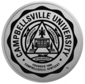 Campbellsville University - Image: Campbellsville University seal