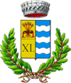 Coat of arms of Carema