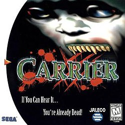 Carrier Dreamcast cover.jpg