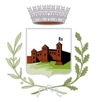Castelnovo Bariano - Image: Castelnovo Bariano Stemma