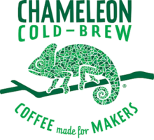 Image result for chameleon cold brew logo