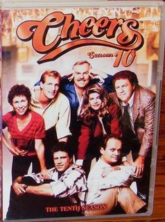 <i>Cheers</i> (season 10) season of television series