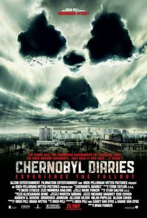 Chernobyl Diaries - Theatrical release poster