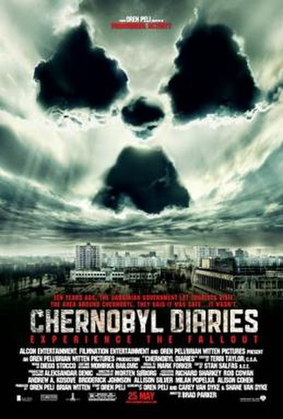 Picture of a movie: Chernobyl Diaries