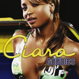 Goodies (song) - Image: Ciara goodies