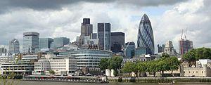 City London Skyline